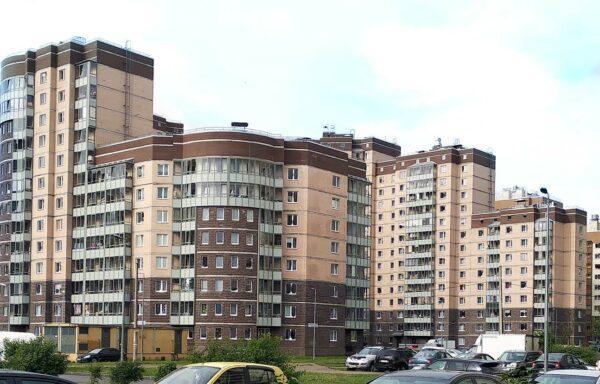 Улица Туристская, д 15, к 1